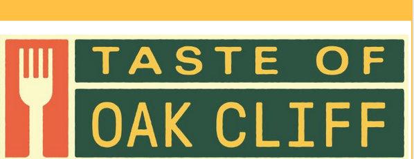 Taste of Oak Cliff: May 4, 2019