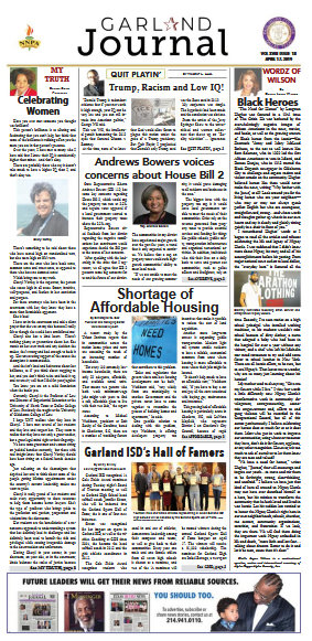 Read The Latest Issue Of the Garland Journal On Issuu