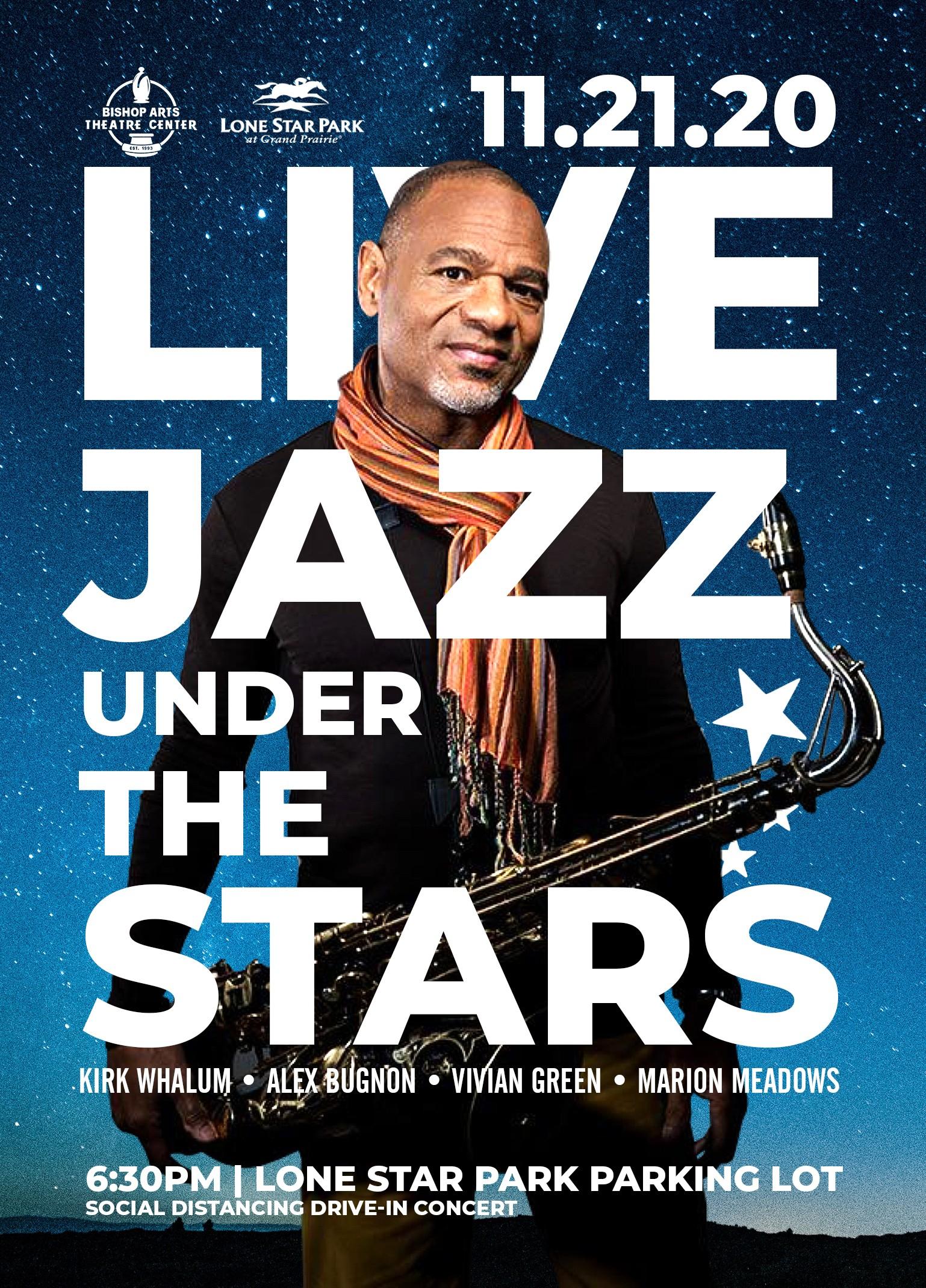 Live Jazz Under The Stars: 11/21/2020