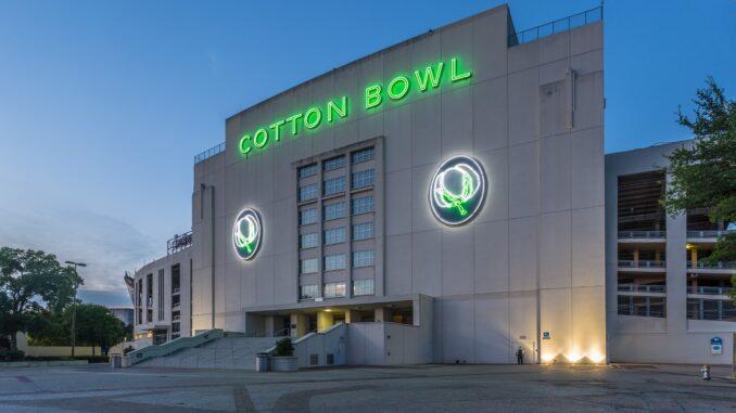 Cotton Bowl Stadium/Facebook