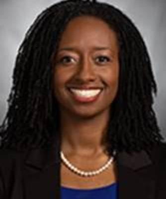 State Representative Lorraine Birabil