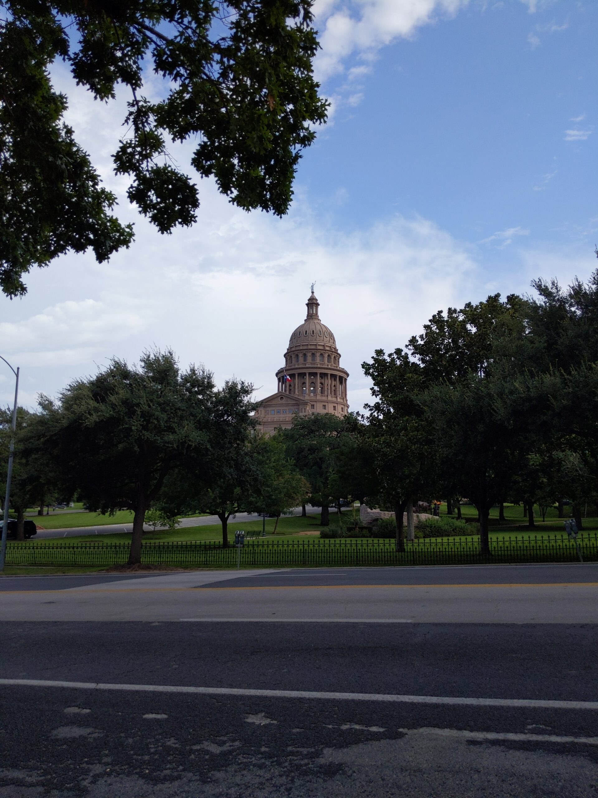 Texas State Capitol/Photo by Ashley Moss
