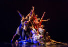Dallas Black Dance Theatre in Tribute choreographed by Matthew Rushing | Photo by Sharen Bradford/The Dancing Image
