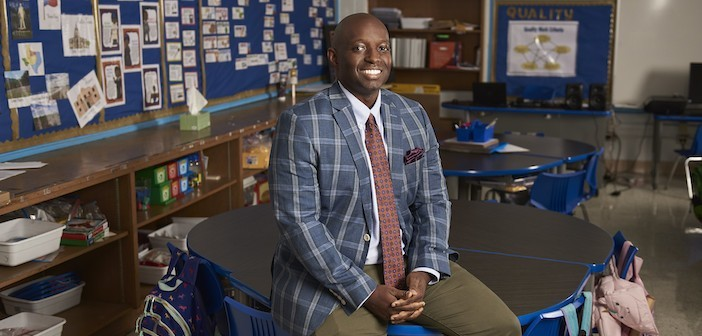 Eric Hale, Dallas ISD Texas Teacher of the Year