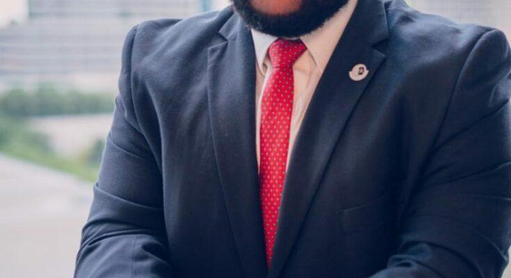 Harrison Blair, President of the Chamber of Commerce