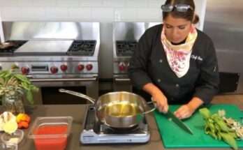 Photo Courtesy of the Dallas Arboretum and Botanical Garden's Cooking Class