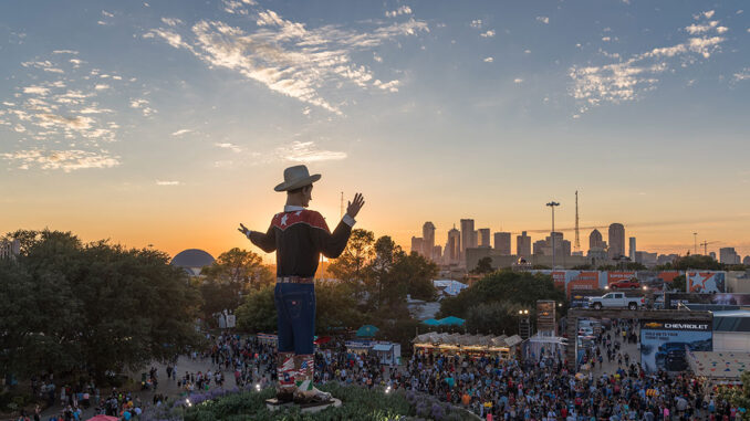Big Tex Circle/bigtex.com