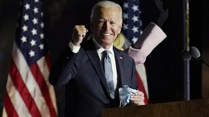 Joe Biden/Photo Courtesy of AP Photo