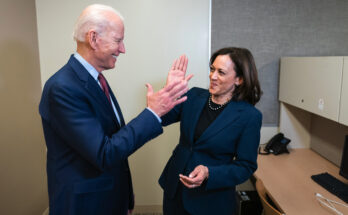 President-Elect Joe Biden and VP-Elect Kamala Harris
