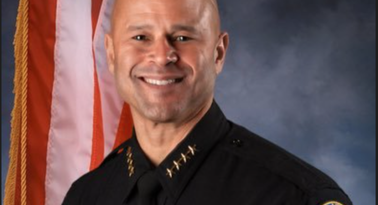 Incoming Police Chief Eddie Garcia/Photo Courtesy of the City of Dall