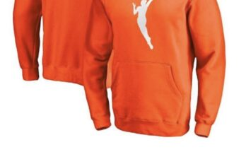 The WNBA's Orange Hoodie